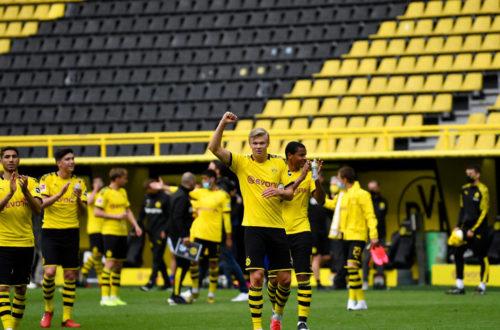 Article : Football et Covid-19 : difficile de respecter tout le protocole sanitaire de la Bundesliga