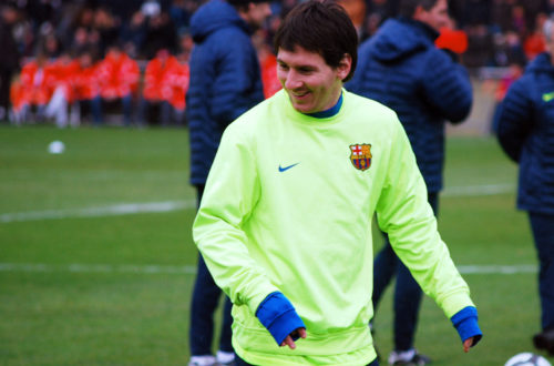 Article : Football : quand Messi prend les internautes en otage